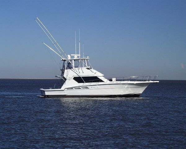 Used hatteras yachts for sale from 40 to 50 feet for Hatteras fishing boat