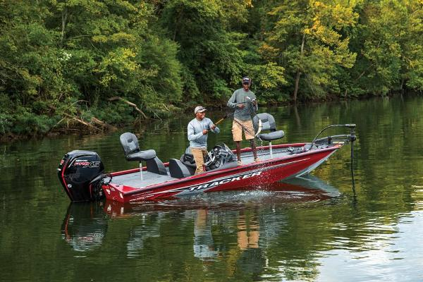 2020 Tracker Boats boat for sale, model of the boat is Pro Team 190 TX Tournament Edition & Image # 2 of 65