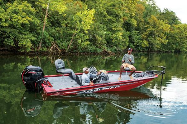 2020 Tracker Boats boat for sale, model of the boat is Pro Team 190 TX Tournament Edition & Image # 7 of 65