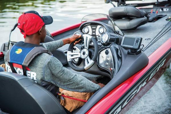 2020 Tracker Boats boat for sale, model of the boat is Pro Team 190 TX Tournament Edition & Image # 58 of 65