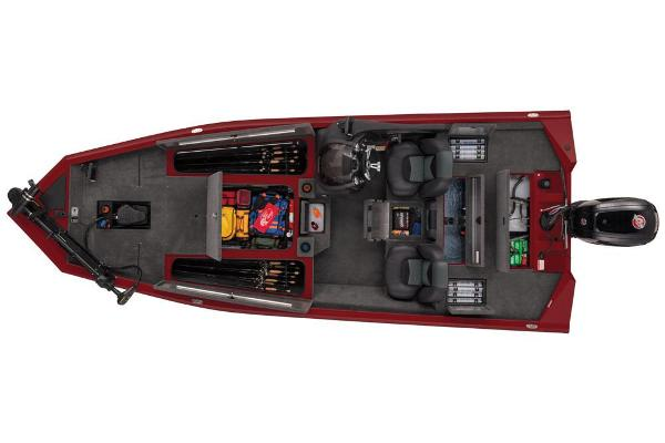 2020 Tracker Boats boat for sale, model of the boat is Pro Team 190 TX Tournament Edition & Image # 20 of 65