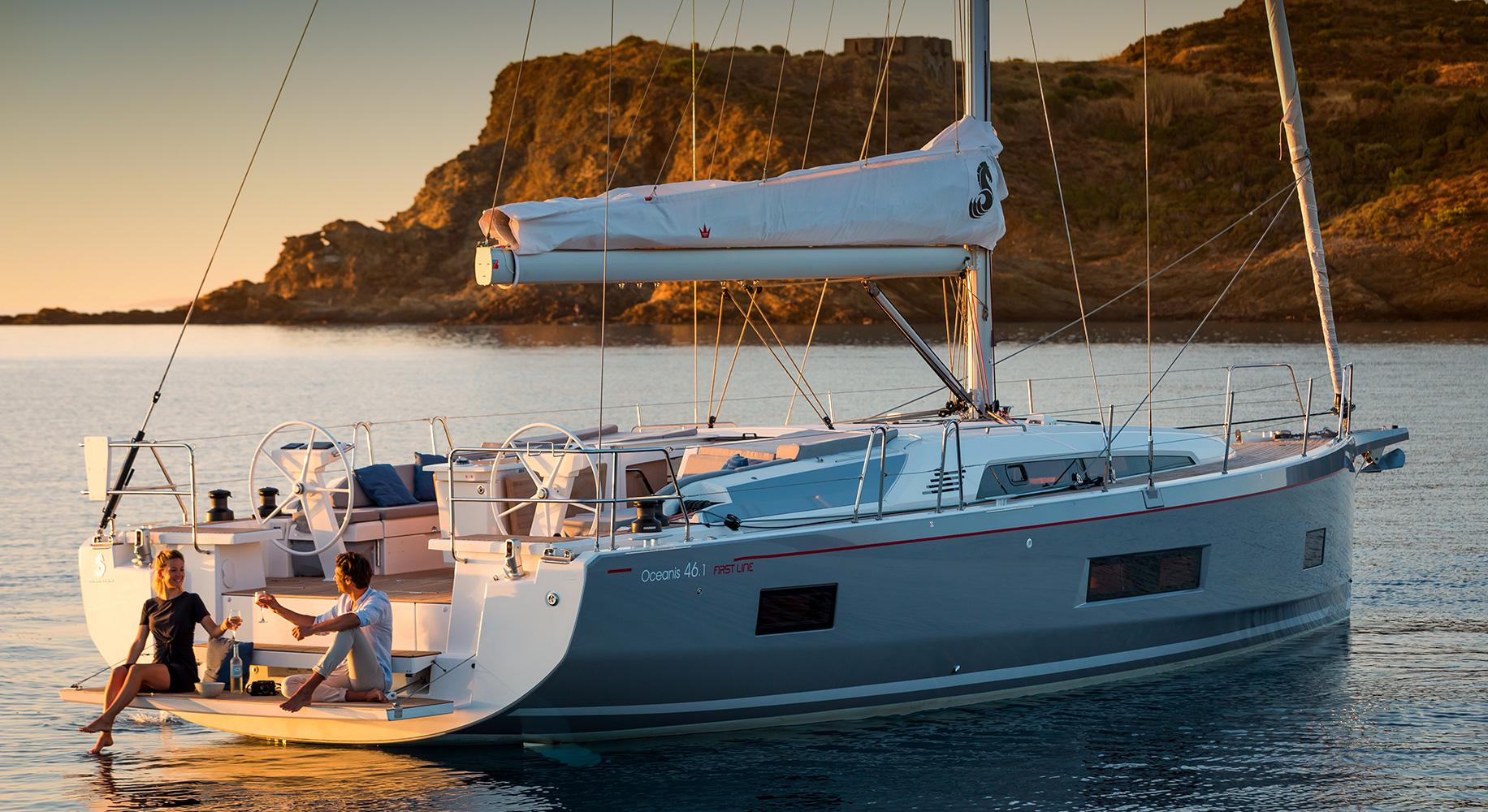 Beneteau Oceanis 46.1 - In Stock