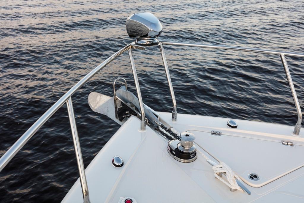 Carver C52 Anchor
