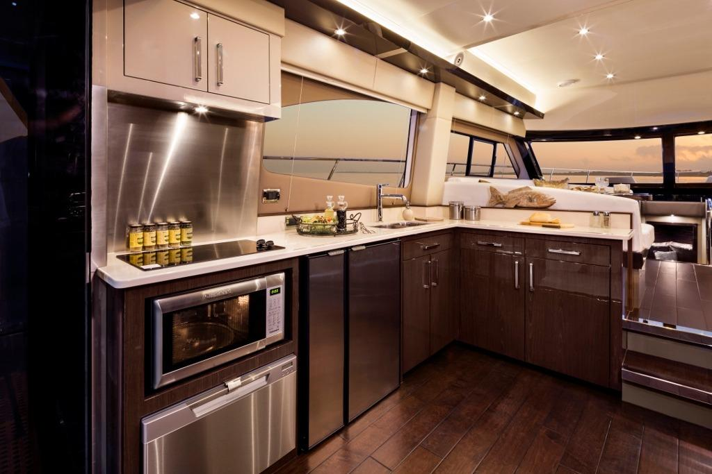 Carver C52 Galley