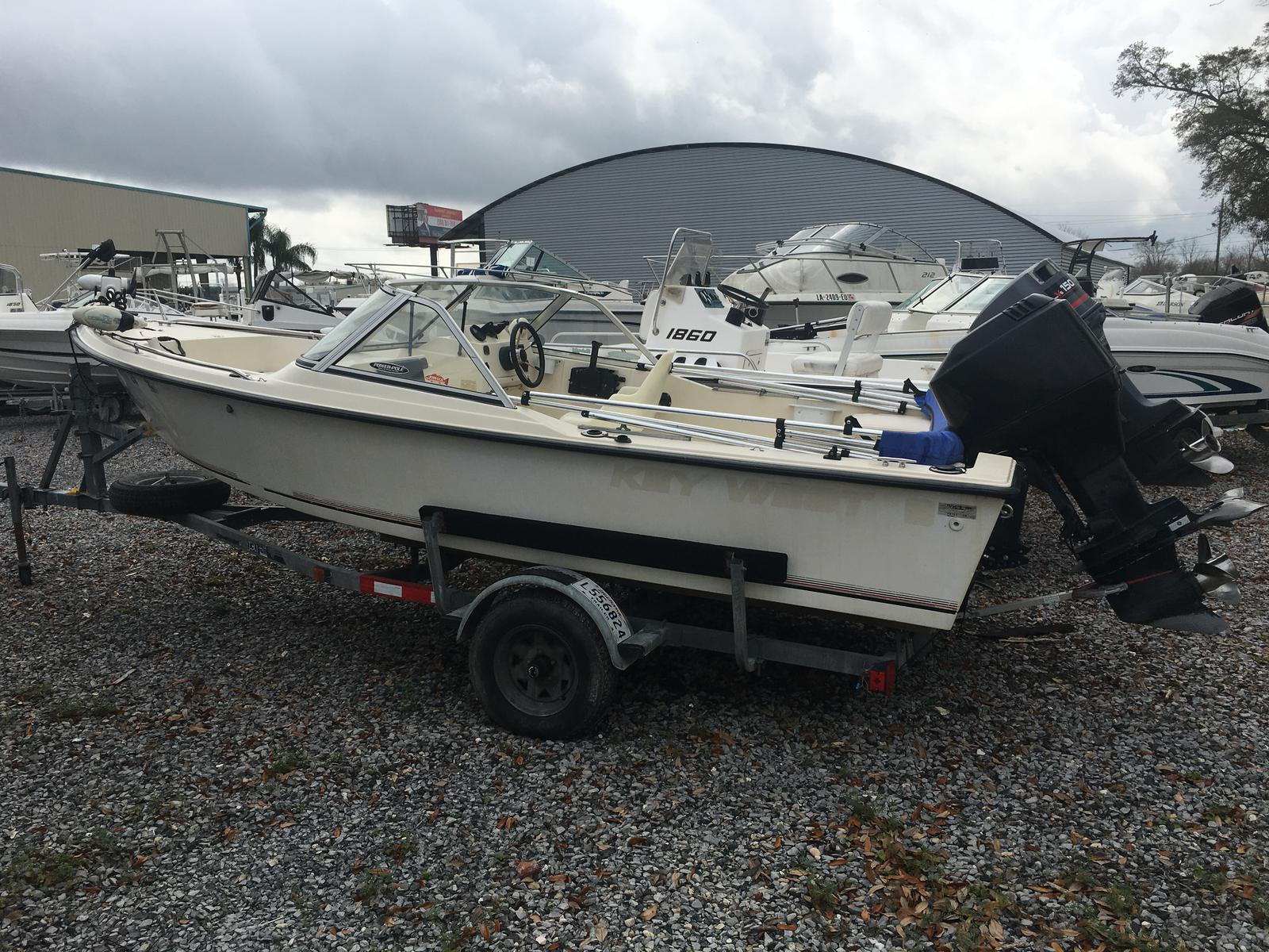 1995 Key West boat for sale, model of the boat is 17 & Image # 1 of 5