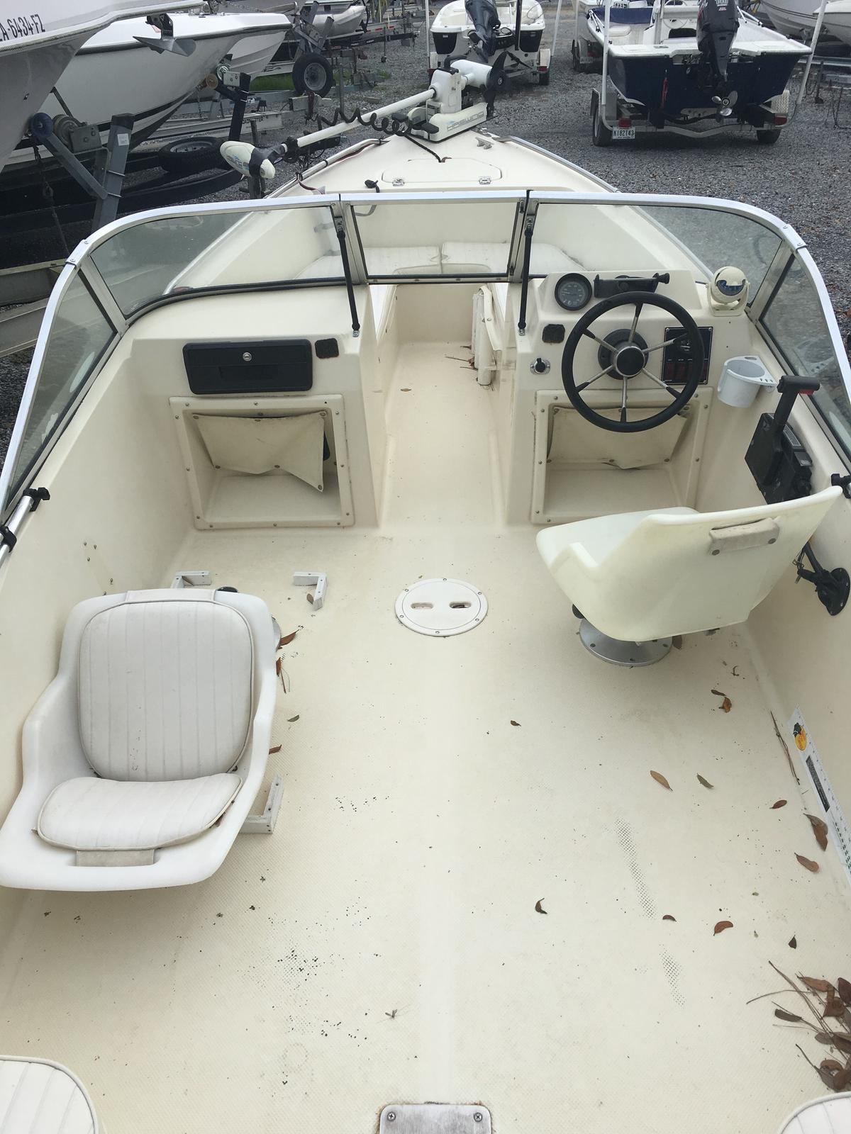 1995 Key West boat for sale, model of the boat is 17 & Image # 3 of 5