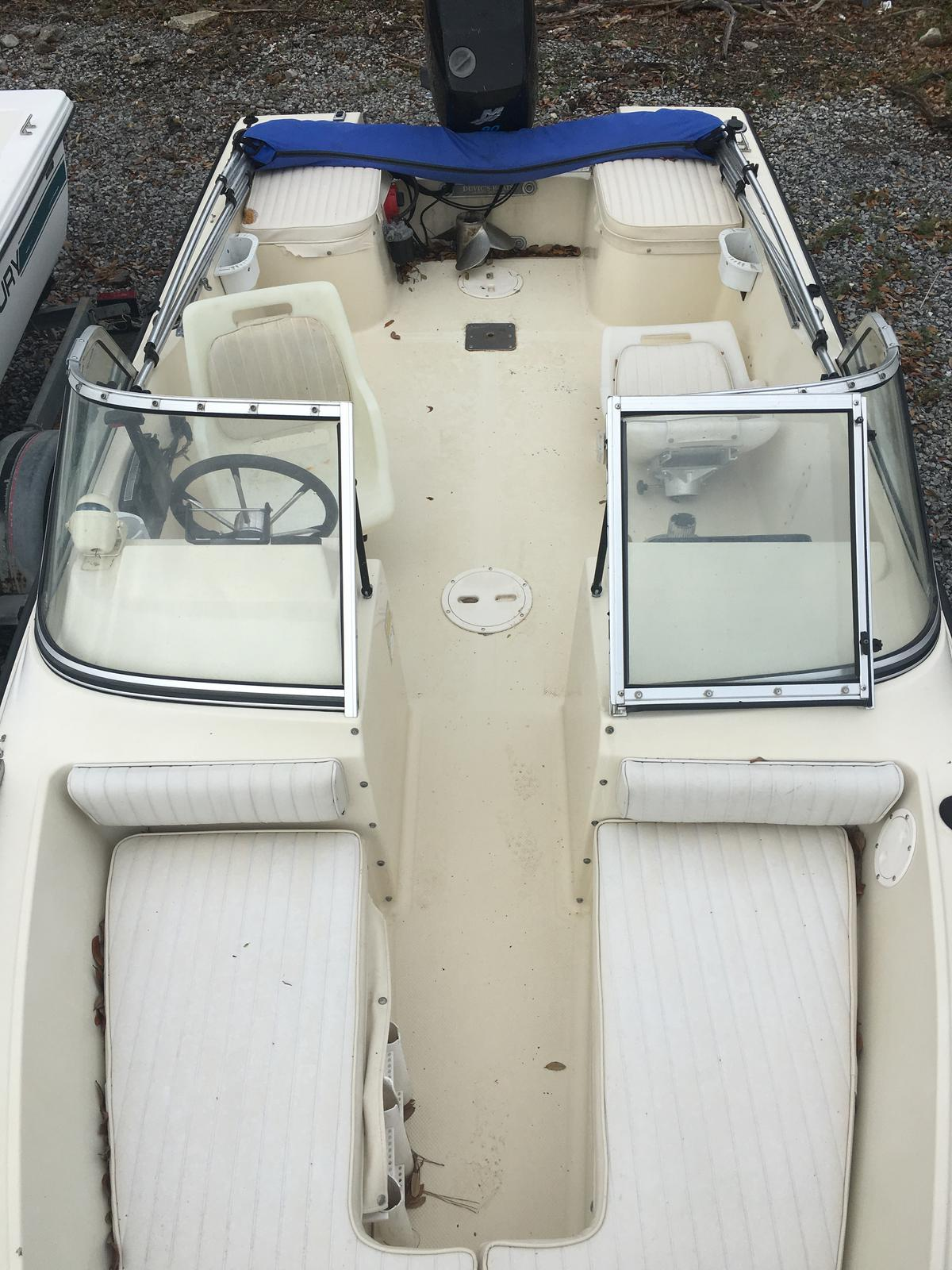 1995 Key West boat for sale, model of the boat is 17 & Image # 5 of 5