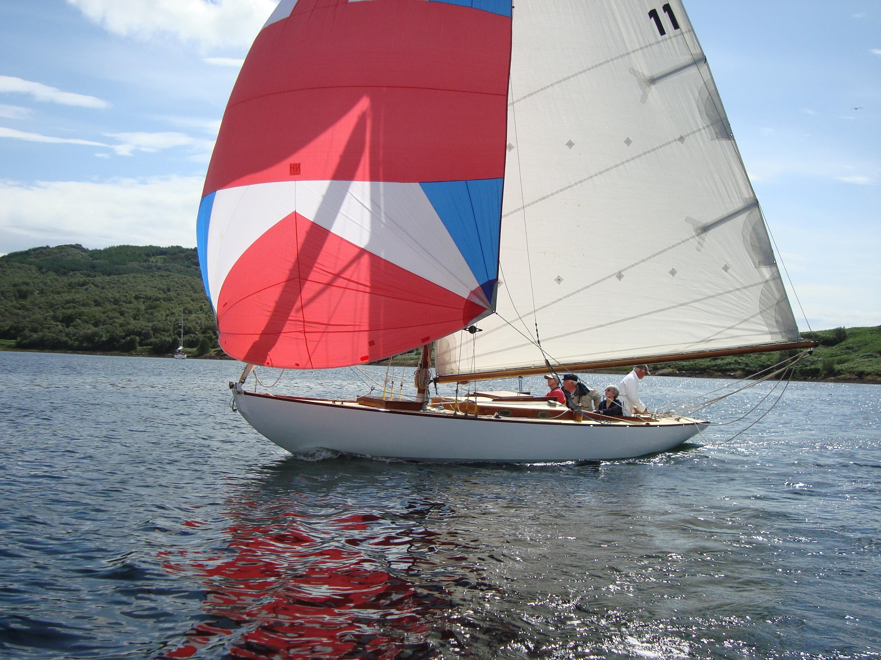 One Design Scottish Islands Class