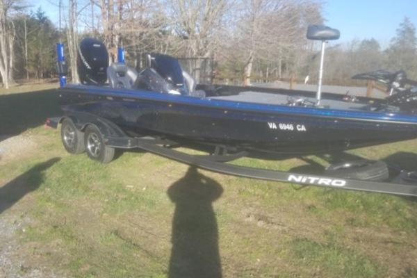 2018 Nitro boat for sale, model of the boat is Z21 & Image # 1 of 7