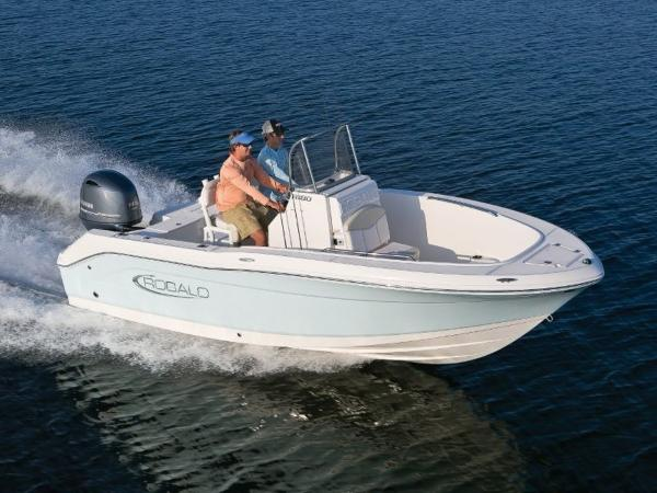 2020 Robalo boat for sale, model of the boat is R180 & Image # 1 of 16