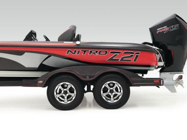 2020 Nitro boat for sale, model of the boat is Z21 & Image # 43 of 46