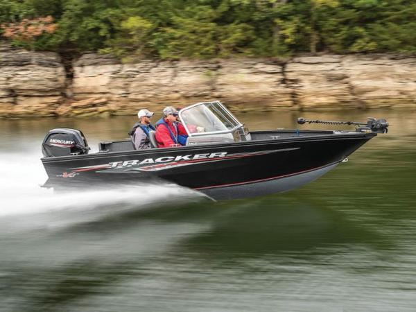 2021 Tracker Boats boat for sale, model of the boat is Pro Guide™ V-165 WT & Image # 1 of 1