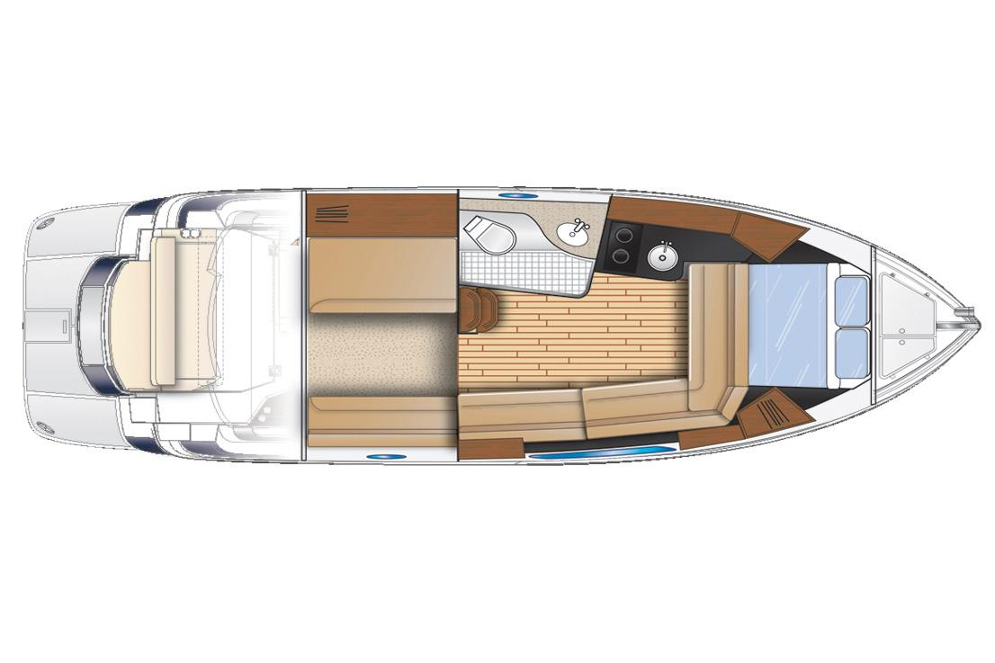 Regal 35 Sport Coupe - Manufacturer Provided Image