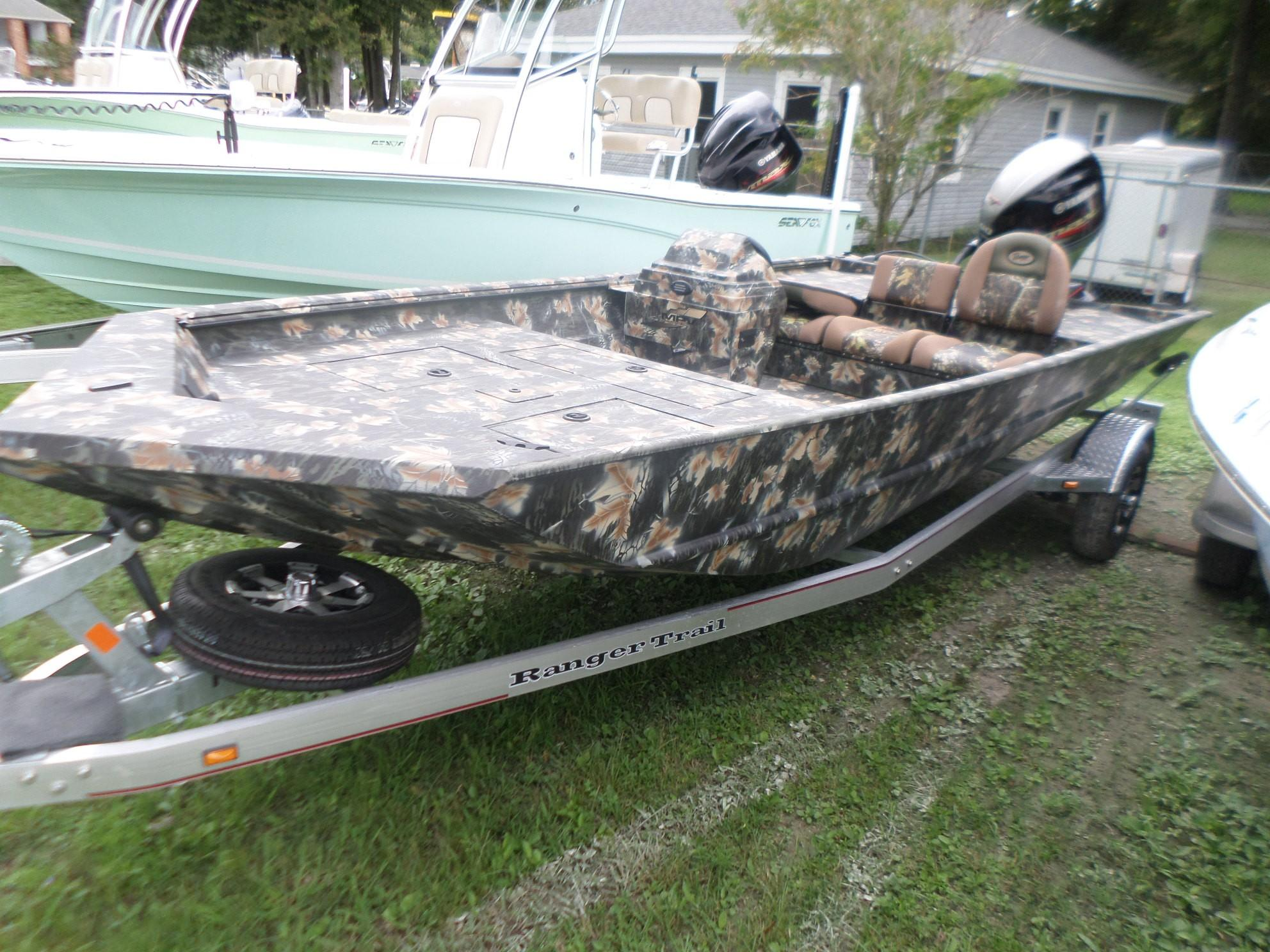 New  2019 18' Ranger MPV 1862cc Aluminum Fish Boat in Slidell, Louisiana