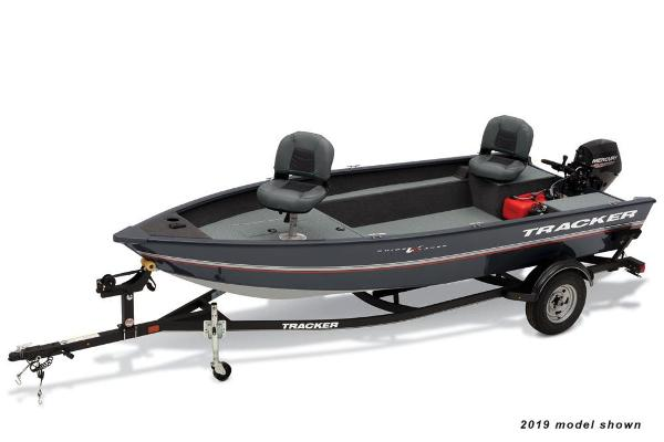 2020 Tracker Boats boat for sale, model of the boat is Guide V-16 Laker DLX T & Image # 1 of 29