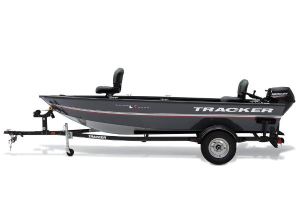 2020 Tracker Boats boat for sale, model of the boat is Guide V-16 Laker DLX T & Image # 2 of 29