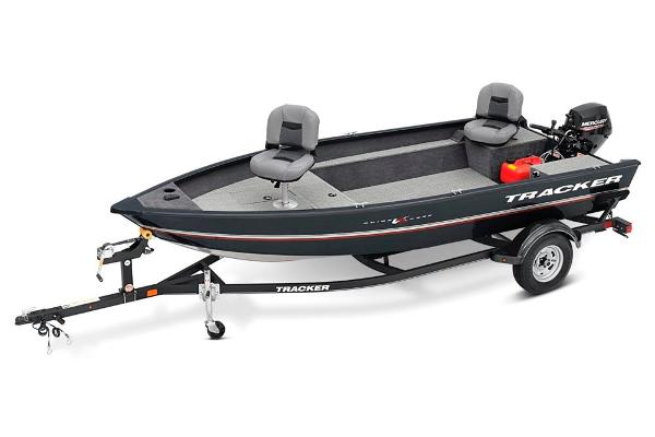 2020 Tracker Boats boat for sale, model of the boat is Guide V-16 Laker DLX T & Image # 30 of 34