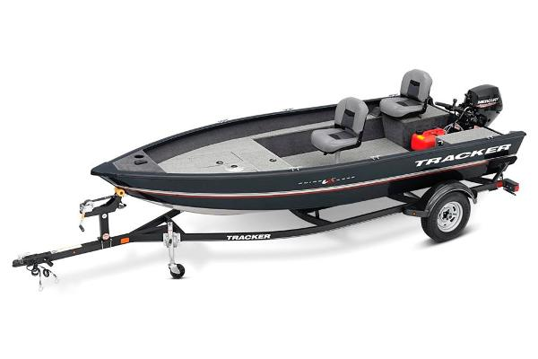 2020 Tracker Boats boat for sale, model of the boat is Guide V-16 Laker DLX T & Image # 32 of 34