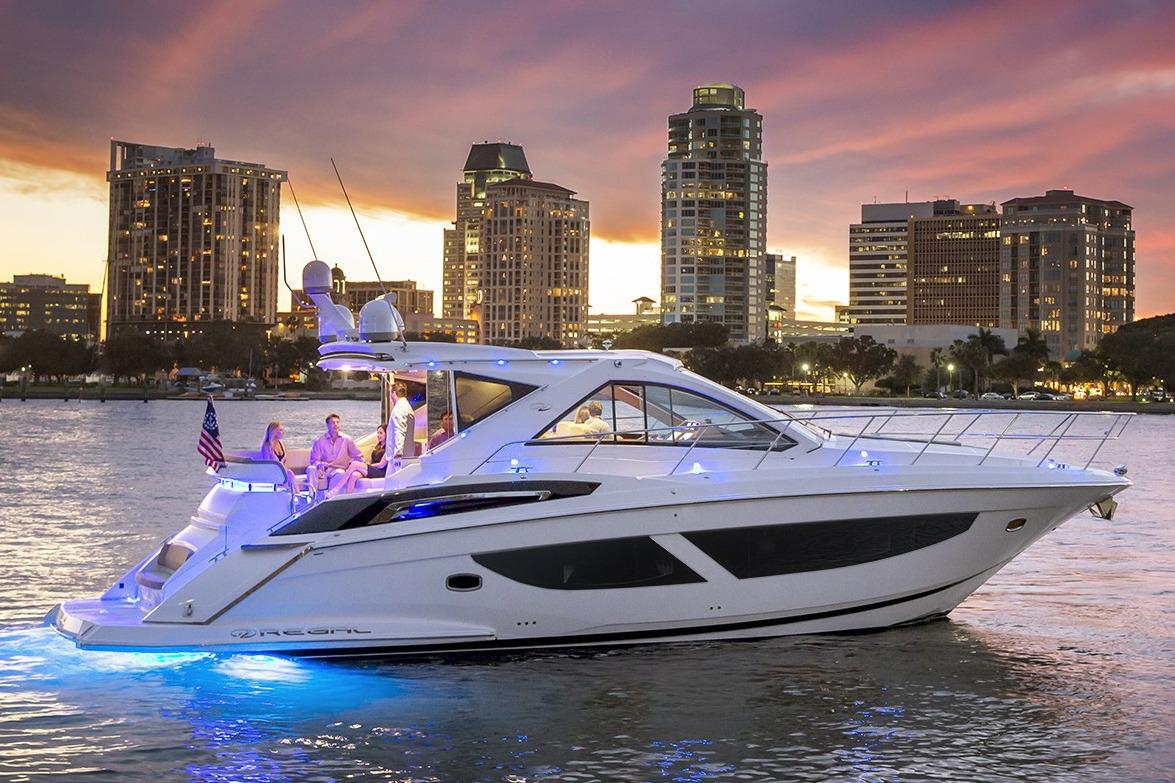 Regal Boats and Yachts | Sport Coupe, Fly and Grande Coupe