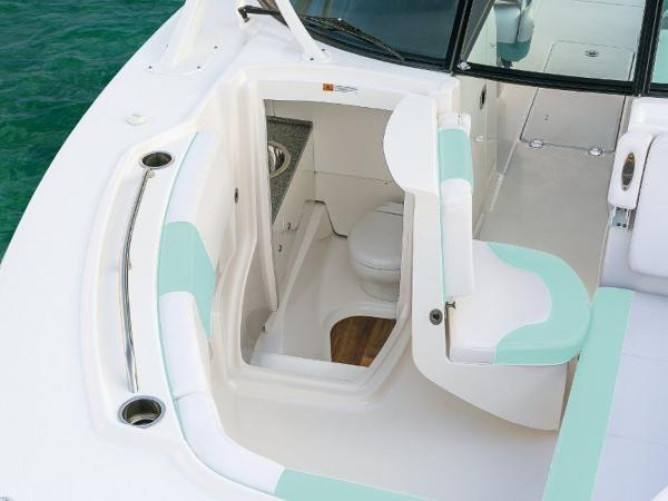 2020 Robalo boat for sale, model of the boat is R317 & Image # 13 of 39