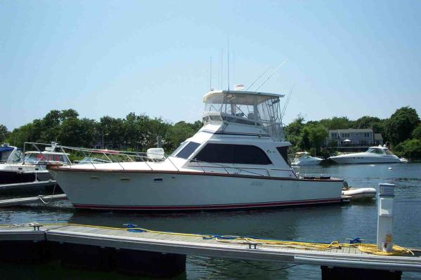 Egg Harbor 40 Sports Fishing Boats. Listing Number: M-3844402