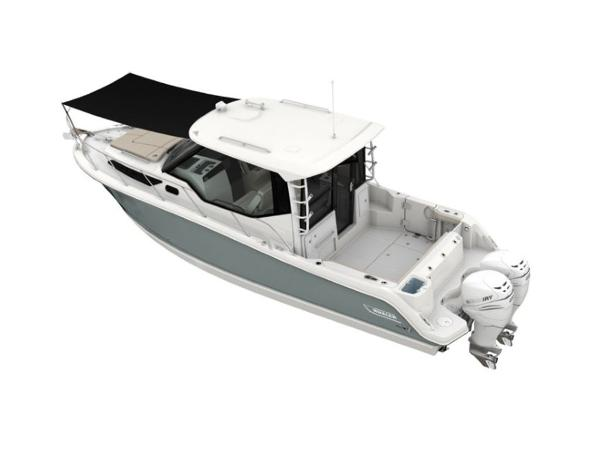 2020 Boston Whaler boat for sale, model of the boat is 325 Conquest Pilothouse & Image # 2 of 3