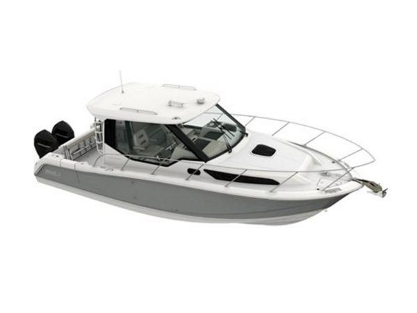 2020 Boston Whaler boat for sale, model of the boat is 325 Conquest Pilothouse & Image # 3 of 3