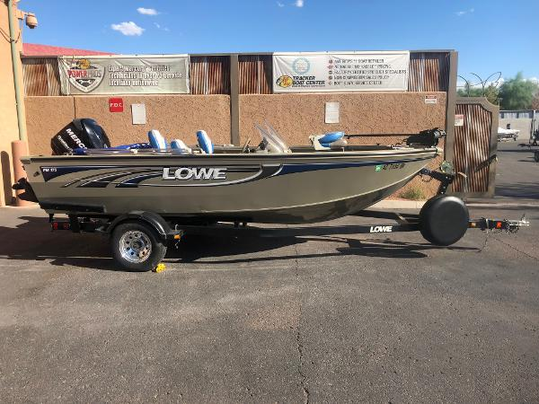 2007 LOWE FM175 for sale