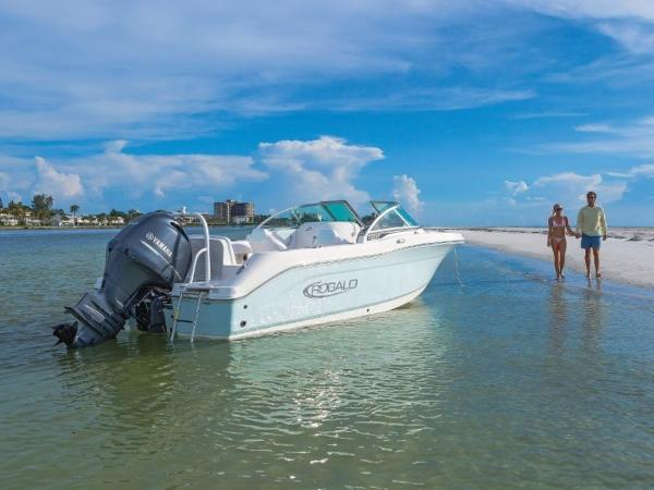 2020 Robalo boat for sale, model of the boat is R207 & Image # 5 of 21