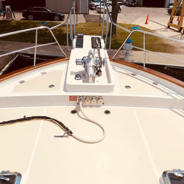 Home James Grand Banks 2008 Aleutian Rp 59 Yacht for Sale in US on