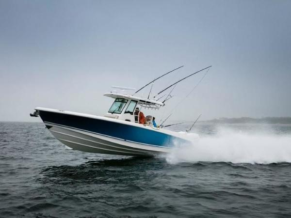 2020 Boston Whaler boat for sale, model of the boat is 330 Outrage & Image # 4 of 75