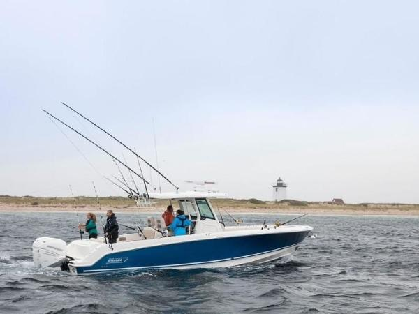 2020 Boston Whaler boat for sale, model of the boat is 330 Outrage & Image # 6 of 75