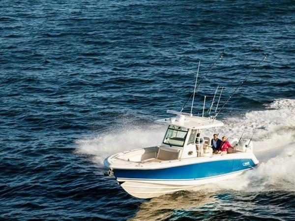 2020 Boston Whaler boat for sale, model of the boat is 330 Outrage & Image # 10 of 75