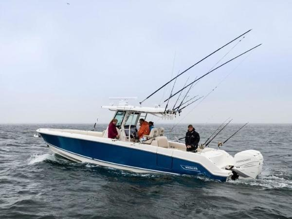 2020 Boston Whaler boat for sale, model of the boat is 330 Outrage & Image # 11 of 75