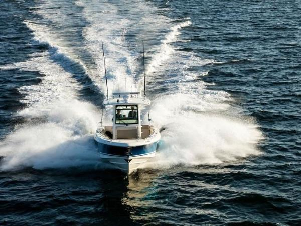 2020 Boston Whaler boat for sale, model of the boat is 330 Outrage & Image # 15 of 75