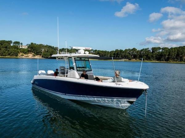 2020 Boston Whaler boat for sale, model of the boat is 330 Outrage & Image # 23 of 75