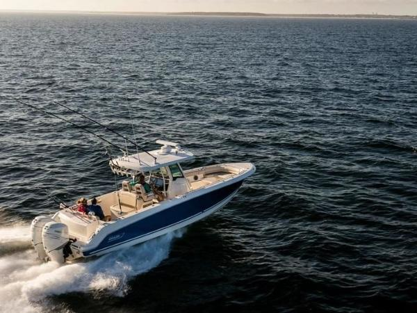 2020 Boston Whaler boat for sale, model of the boat is 330 Outrage & Image # 24 of 75