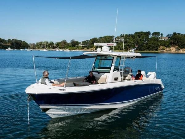 2020 Boston Whaler boat for sale, model of the boat is 330 Outrage & Image # 26 of 75