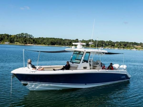 2020 Boston Whaler boat for sale, model of the boat is 330 Outrage & Image # 28 of 75