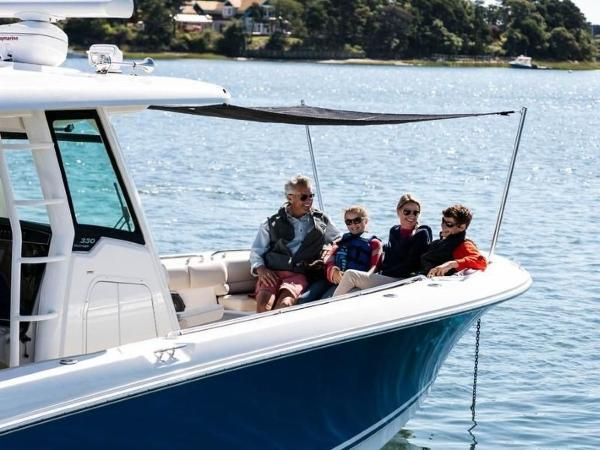 2020 Boston Whaler boat for sale, model of the boat is 330 Outrage & Image # 31 of 75