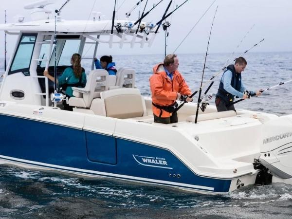 2020 Boston Whaler boat for sale, model of the boat is 330 Outrage & Image # 32 of 75