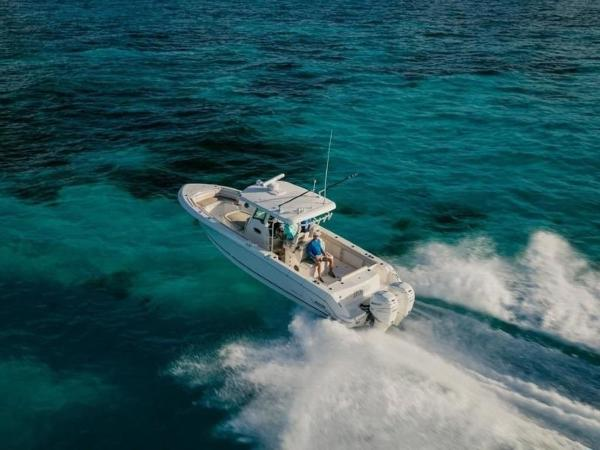 2020 Boston Whaler boat for sale, model of the boat is 330 Outrage & Image # 35 of 75