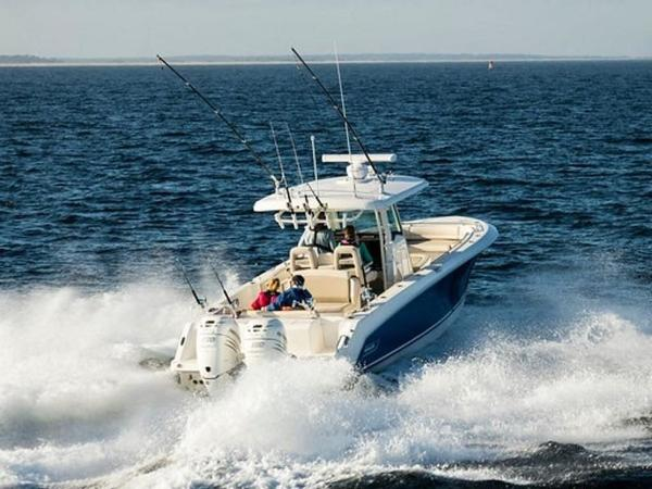 2020 Boston Whaler boat for sale, model of the boat is 330 Outrage & Image # 36 of 75