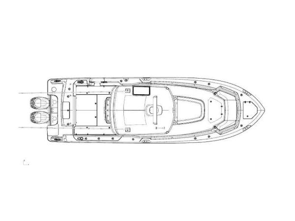 2020 Boston Whaler boat for sale, model of the boat is 330 Outrage & Image # 38 of 75
