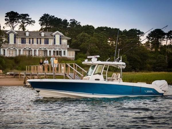 2020 Boston Whaler boat for sale, model of the boat is 330 Outrage & Image # 42 of 75