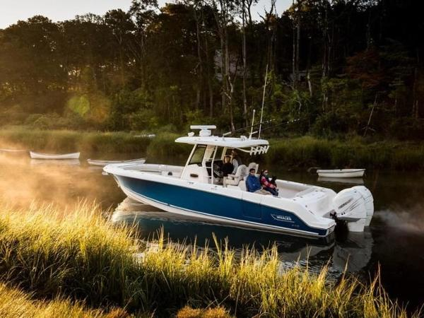 2020 Boston Whaler boat for sale, model of the boat is 330 Outrage & Image # 45 of 75