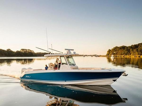 2020 Boston Whaler boat for sale, model of the boat is 330 Outrage & Image # 54 of 75