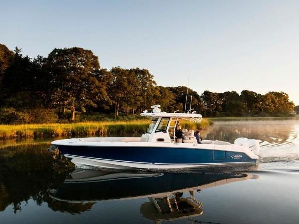 2020 Boston Whaler boat for sale, model of the boat is 330 Outrage & Image # 61 of 75