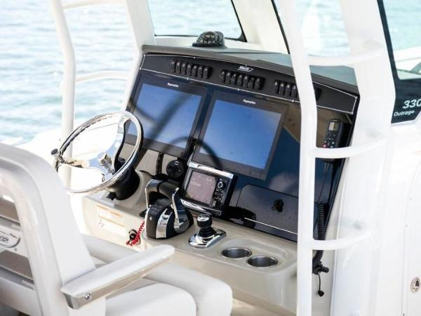 2020 Boston Whaler boat for sale, model of the boat is 330 Outrage & Image # 66 of 75