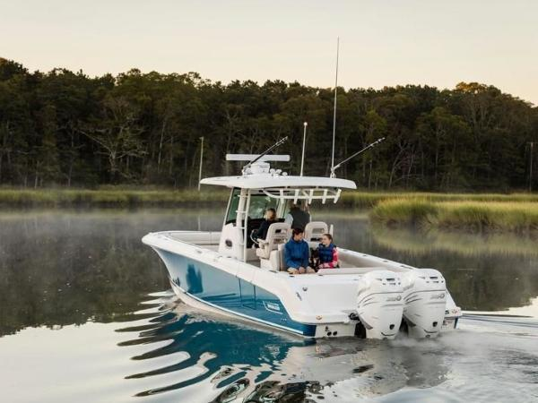 2020 Boston Whaler boat for sale, model of the boat is 330 Outrage & Image # 73 of 75